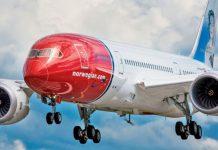 Boeing 787 de Norwegian