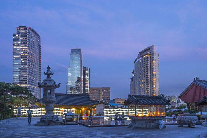 Corea del Sur socio Fitur 2020
