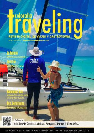 Portada Revista Traveling Nº49