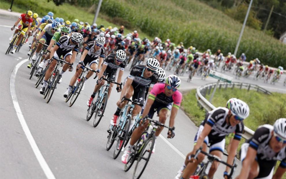 Italia patrocinador de la Vuelta ciclista