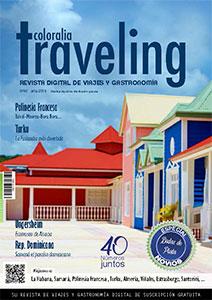 revista traveling numero 40