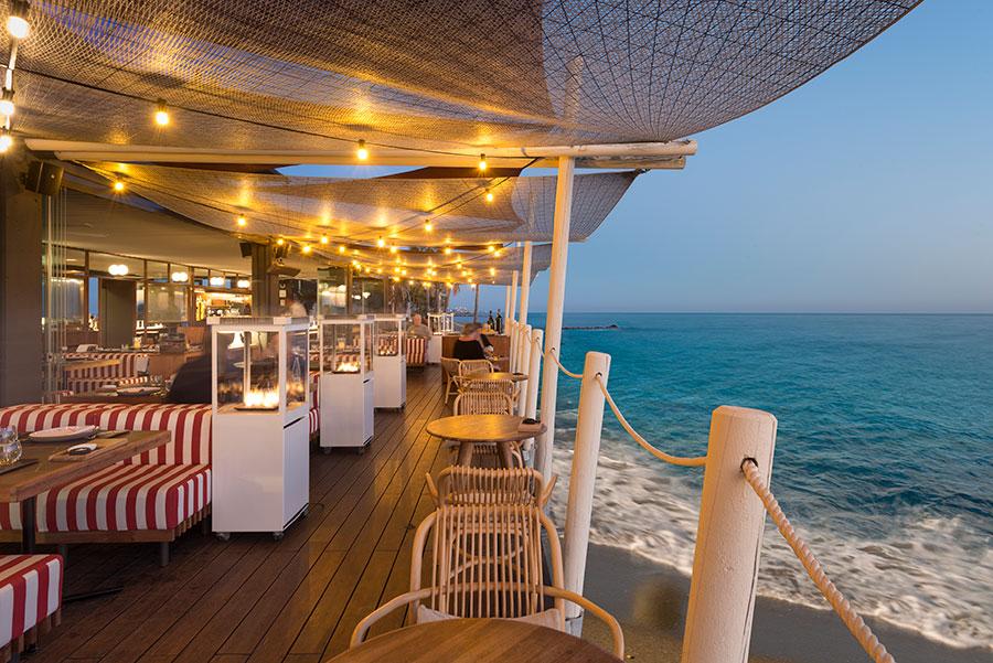 fuerte marbella restaurante soleo