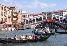 Venecia puente de Rialto