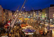 Navidad en Irlanda Cork