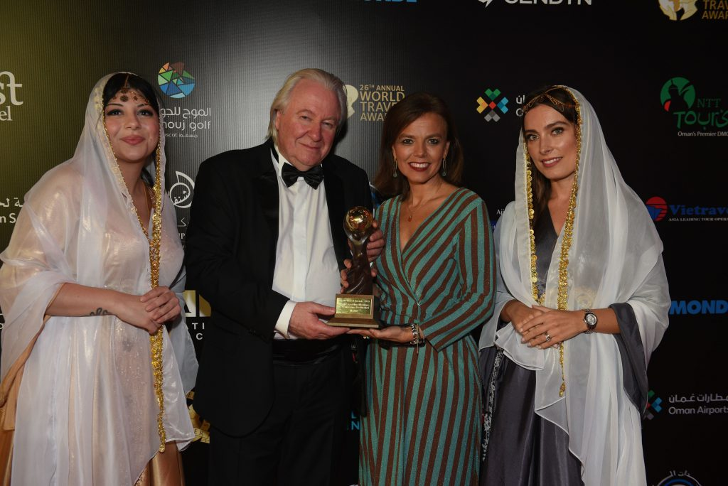 World Travel Awards_2019