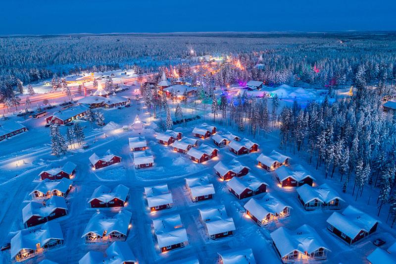 Finlandia Pangea travel store