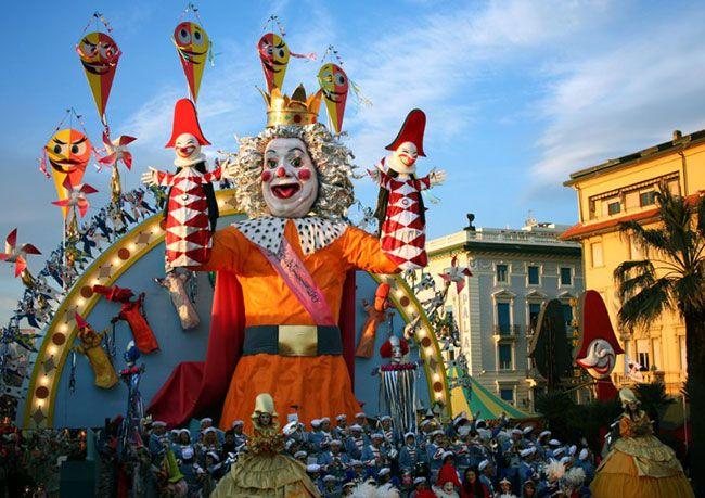 El Carnaval de Fano