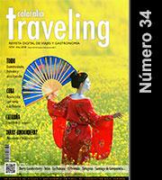 revista traveling 34