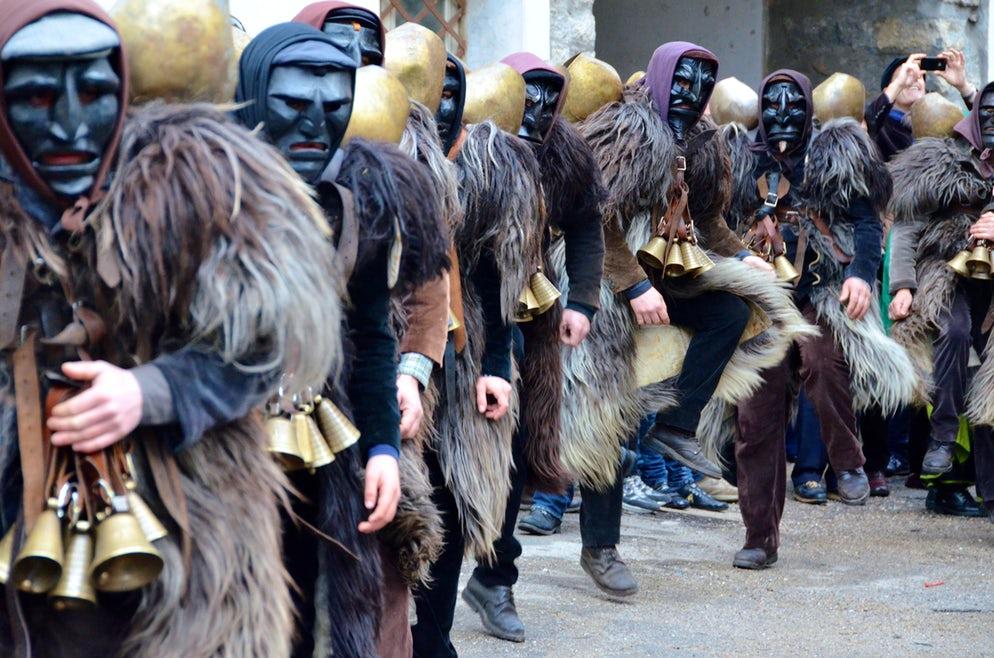 el Carnaval de Mamoiada