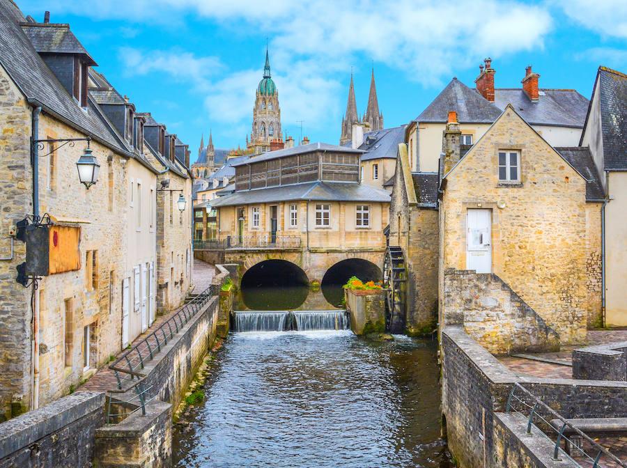 Normandia Rouen – Bayeux