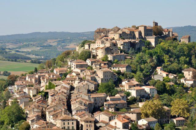 Occitania Cordes Sur Ciel