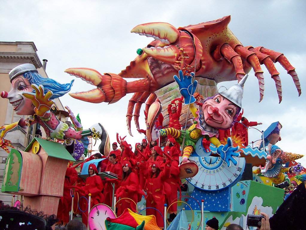 El carnaval de Putignano