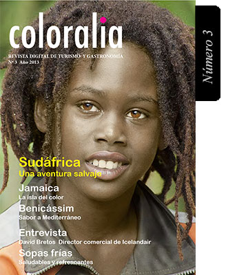 Revista traveling número3