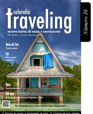 Revista Traveling número 36