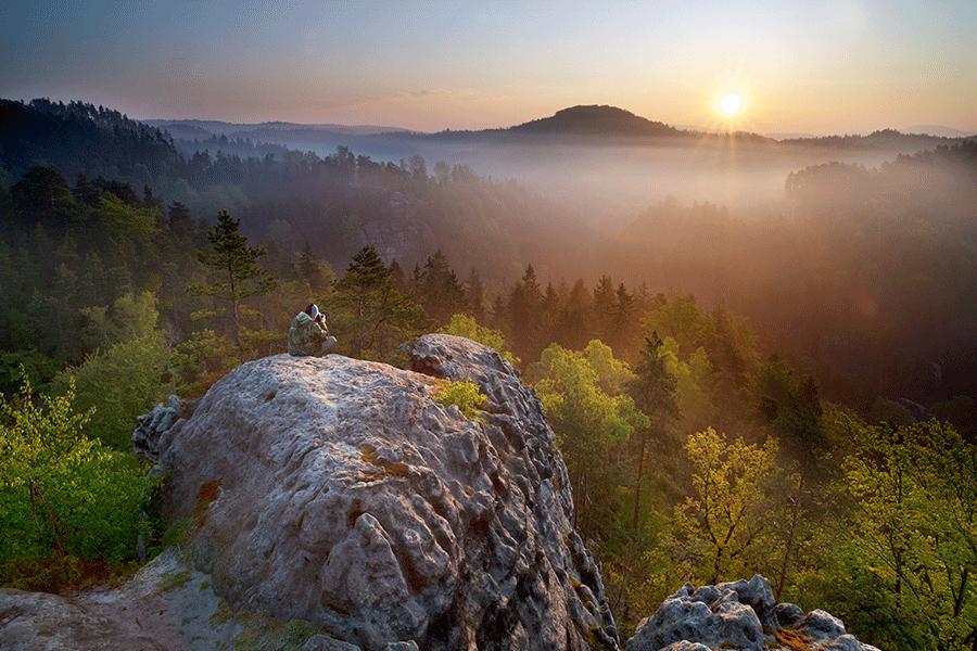 @Vaclav Sojka La Suiza de Bohemia