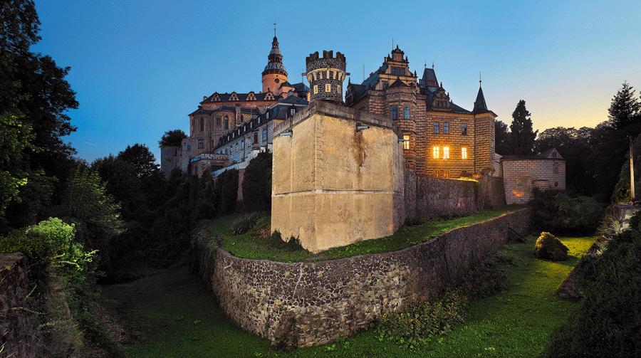 Castillo de Frydlant
