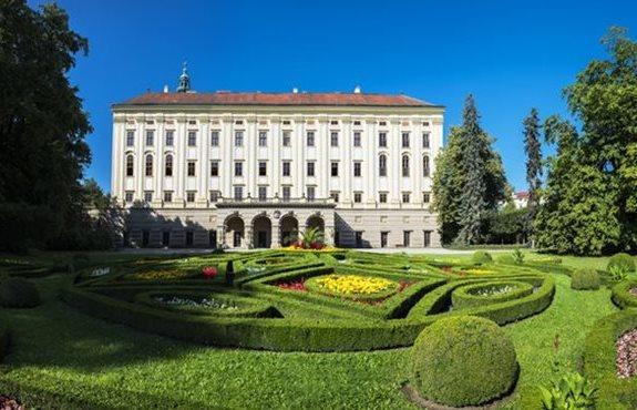 Palacio Arzobispal de Kromeriz