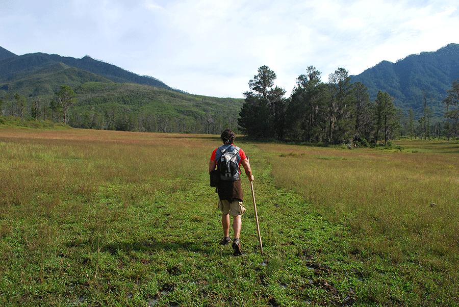 Pico Duarte Valle del Tetero