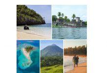 Collage Centroamérica