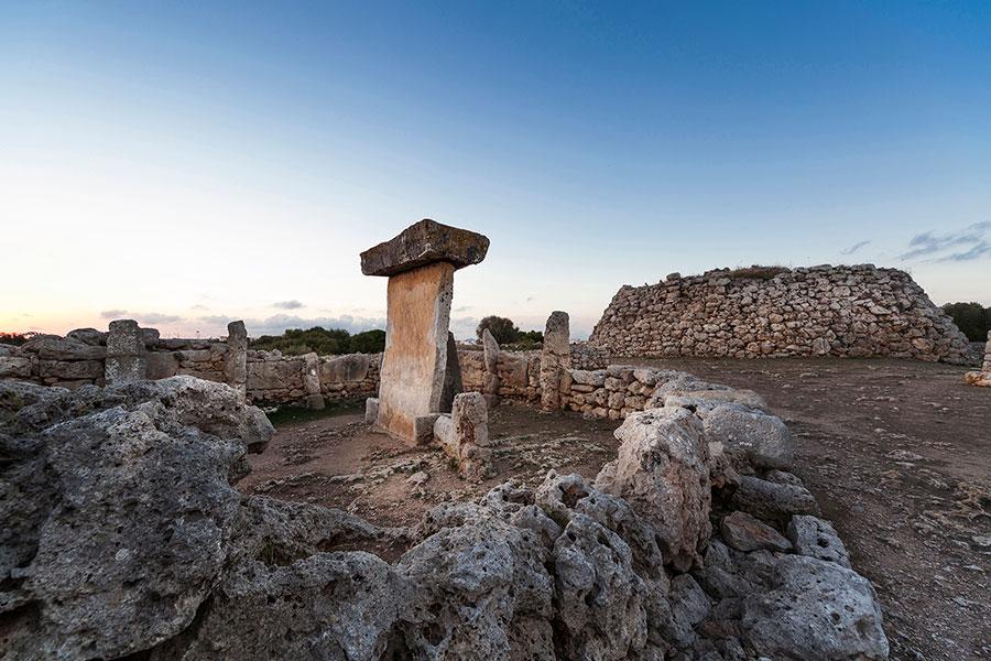 Trepuco cultura talayótica