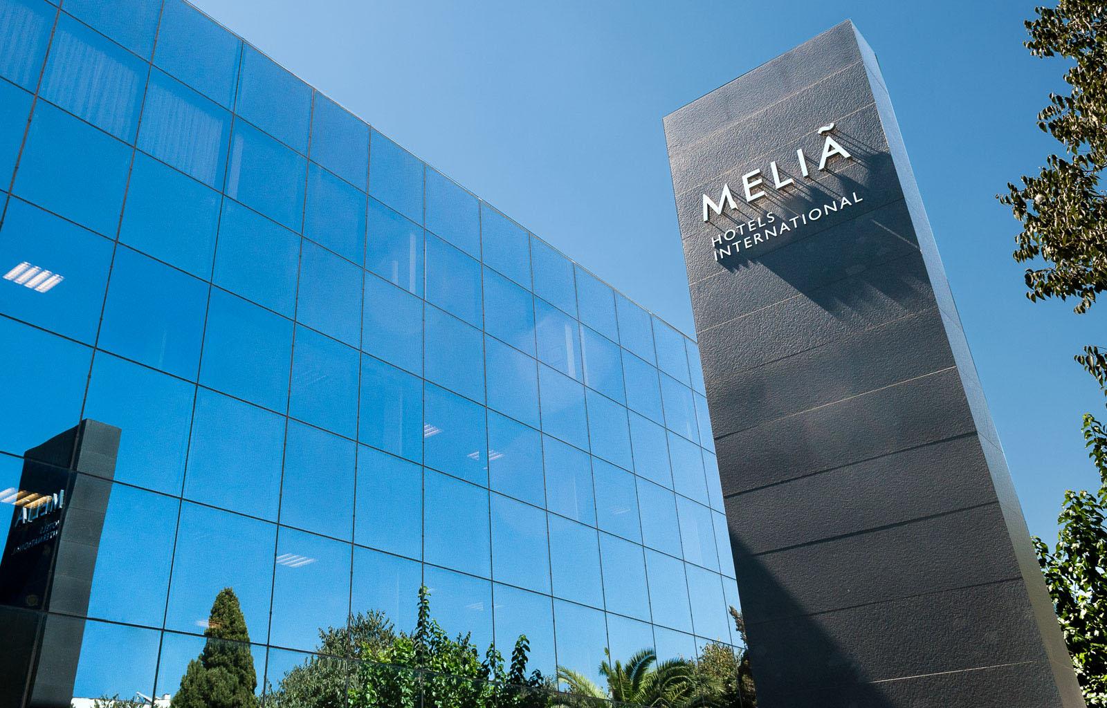 Melia Hoteles estancias para sanitarios