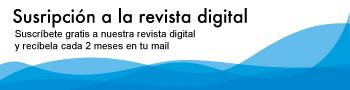 Formulario de suscripción a la revista digital