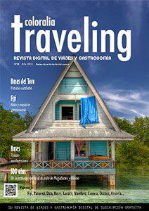 revista traveling numero 36