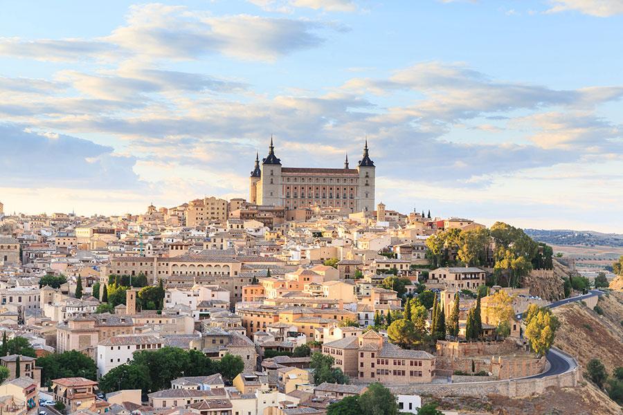 7 Maravillas de España Alcázar de Toledo