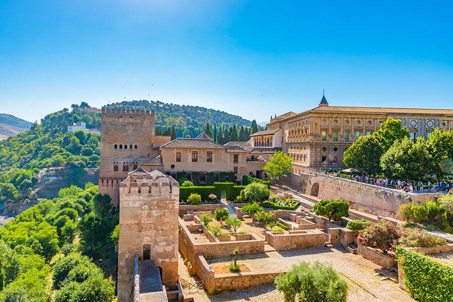 7 Maravillas de España Alhambra de Granada