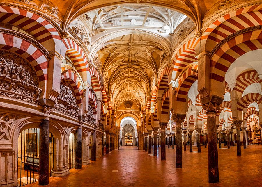 7 Maravillas de España Mezquita de Córdoba