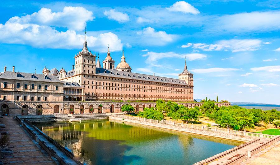 7 Maravillas de España el Monasterio del Escorial