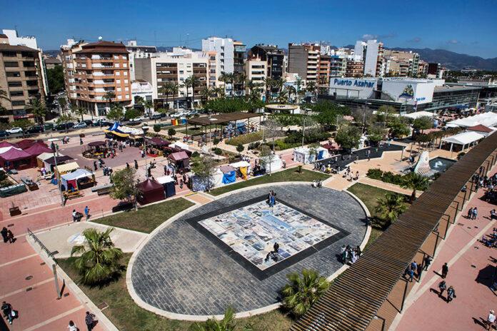 Panoramica del Grau de Castelló