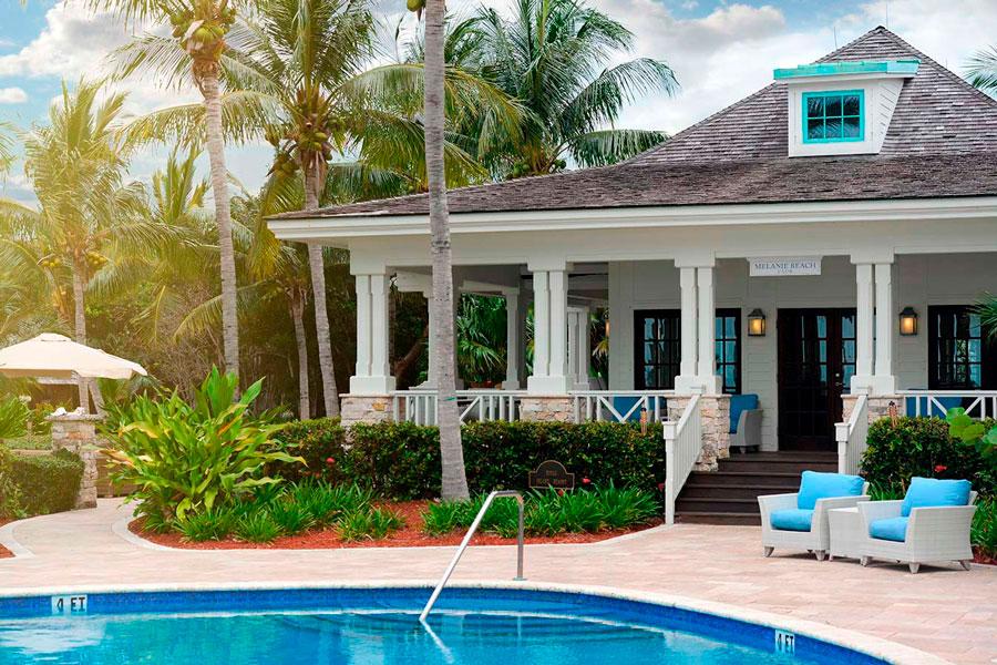 Casa en las bahamas