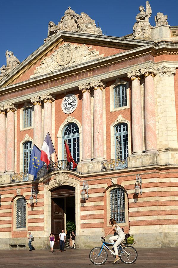 Capitole Toulouse © Patrice Thebault