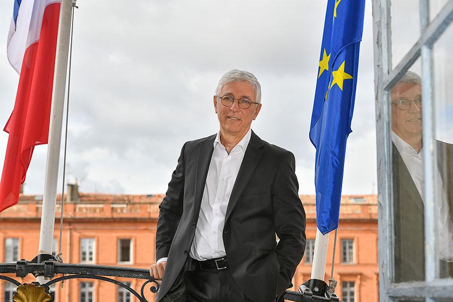 J. C. Dardelet © Bernard Aïach presidencia de Eurocities