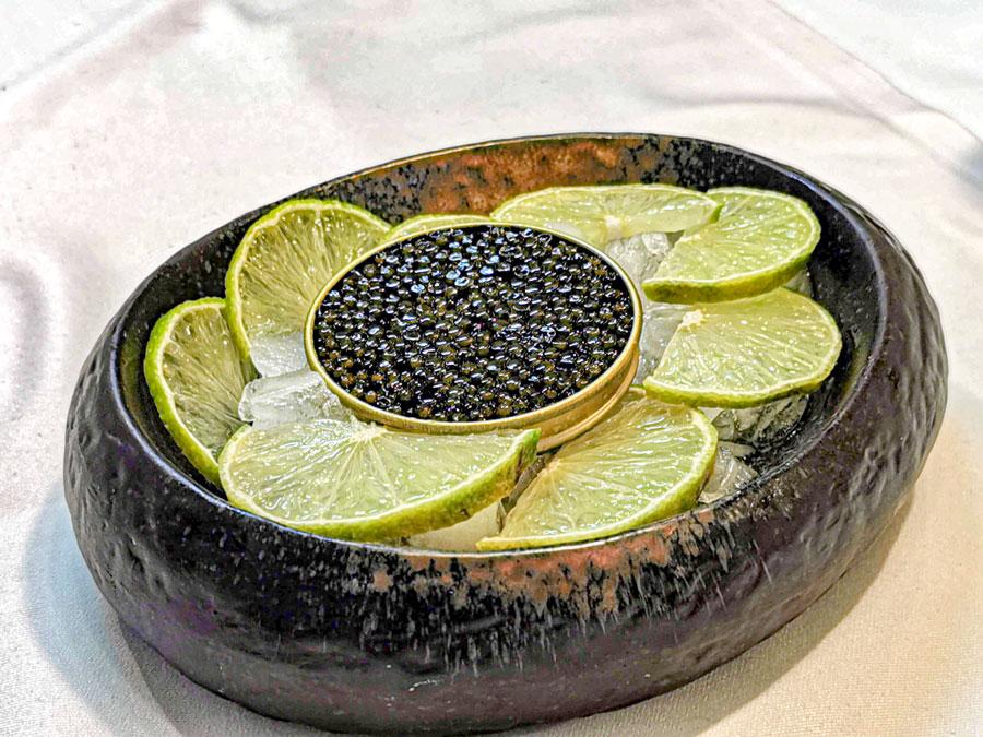 Real Caviar Amur Beluga