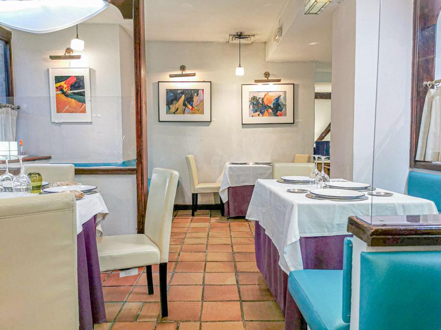 Dudua Palacio restaurante