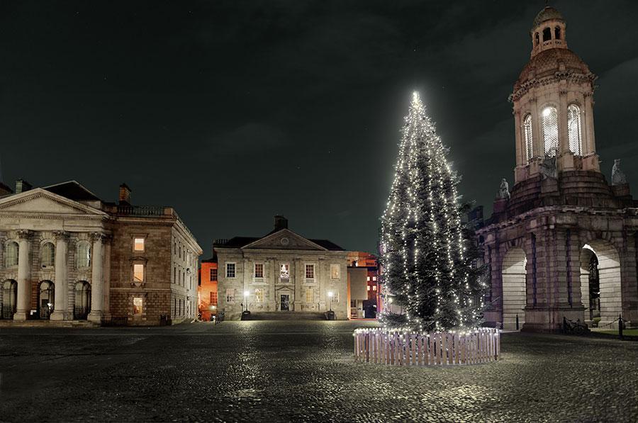 Navidades de Dublín