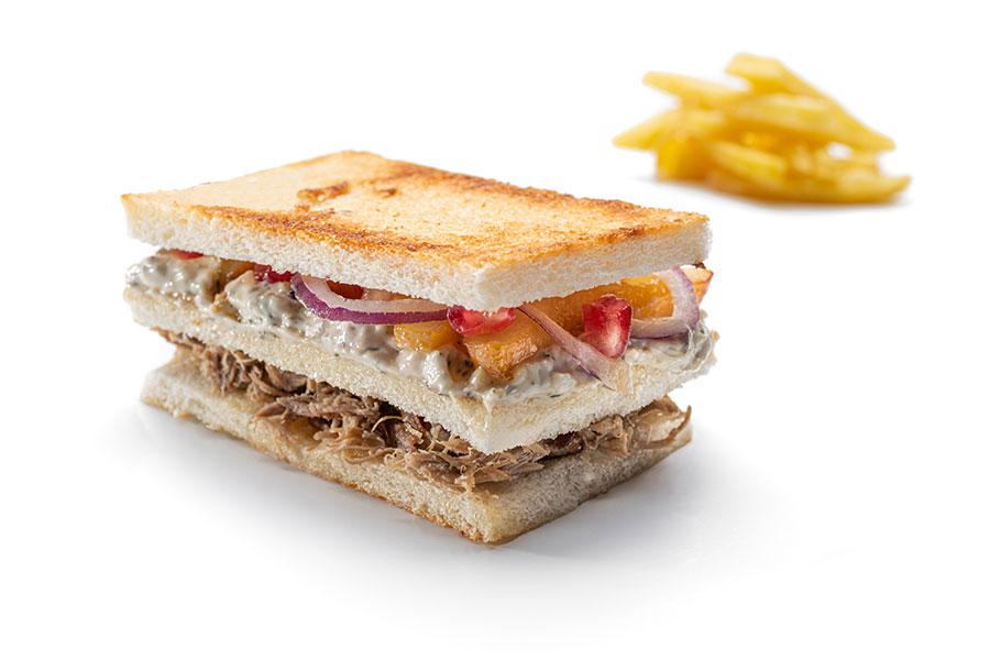 sandwich club Segovia New-York ganador del concurso Tapapiés 2020