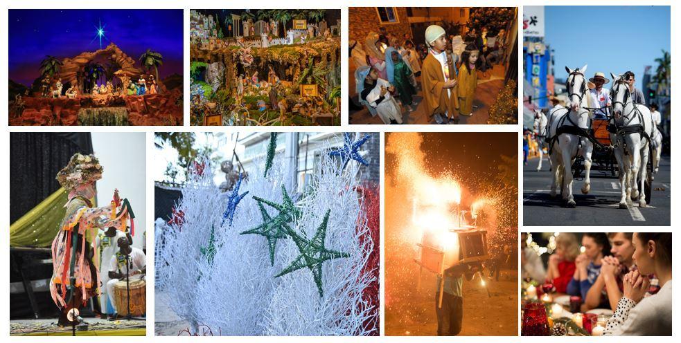 Navidad en Centroamérica