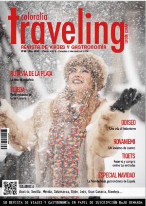 Portada Revista Traveling Nº46