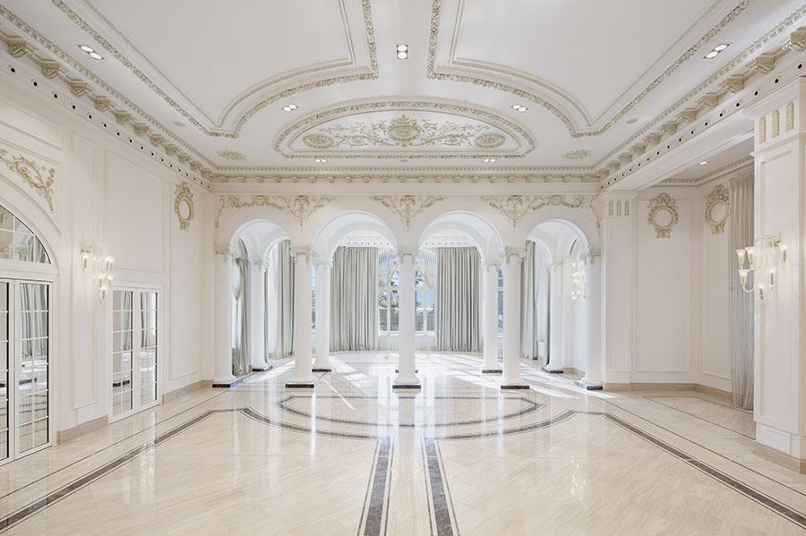 Gran Hotel Miramar, Salón Real