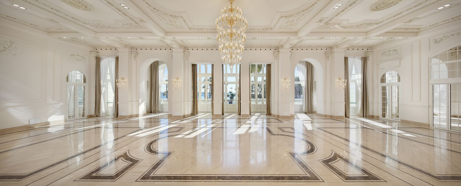 Gran Hotel Miramar, Salón Victoria