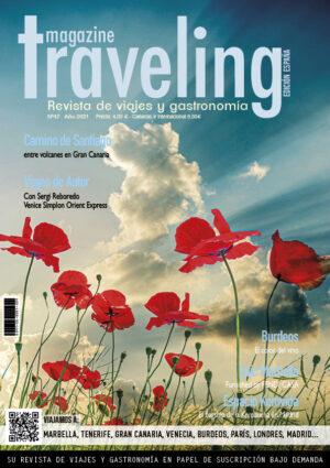 Portada Revista Traveling Nº47