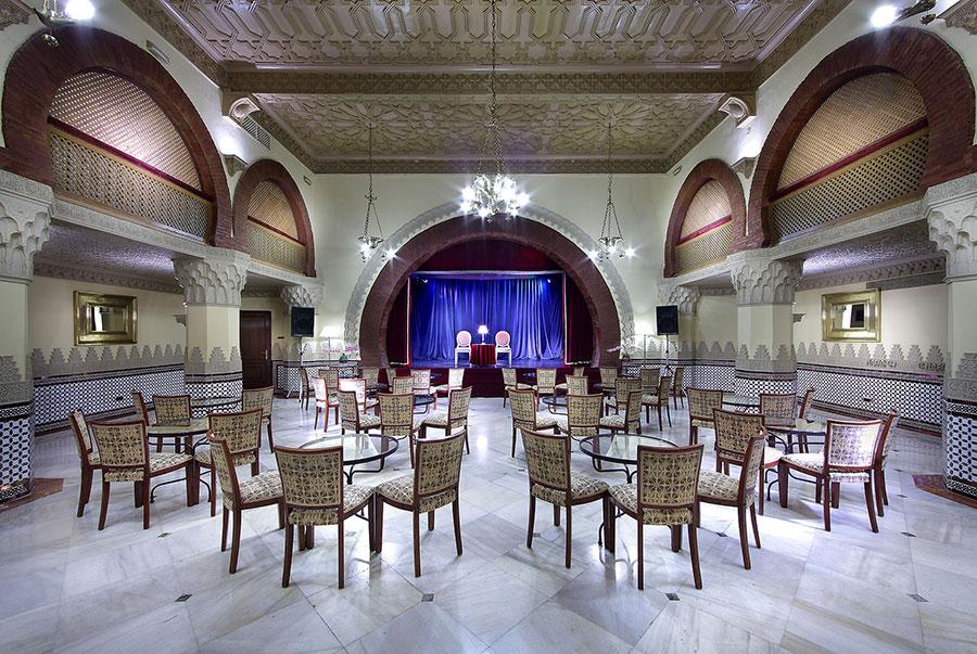 Teatro-Salón de actos del Hotel Alhambra Palace