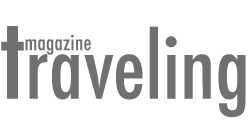 Logo revista Traveling