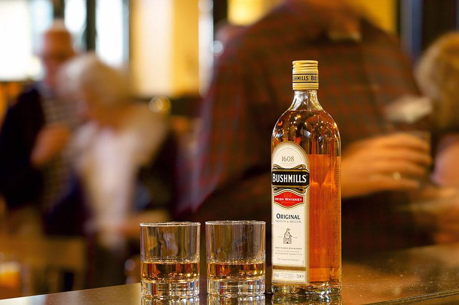 Bushmills-whiskey