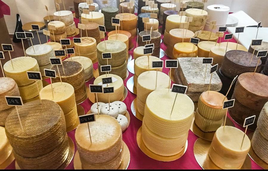 Qdequedos primer concurso de quesos de Madrid