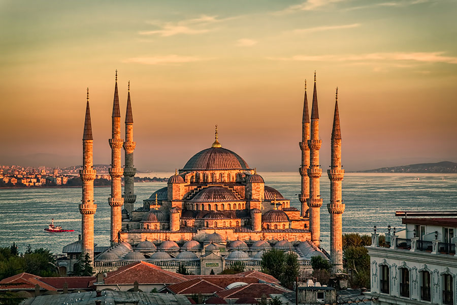 Estambul, la Mezquita Azul