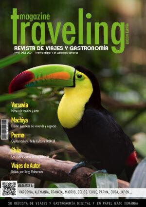 Portada Revista Traveling Nº48